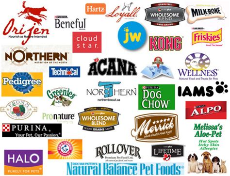 brand food food and cat food brands we sell