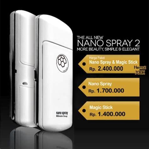 Baterai Nano Spray 3 paket nano spray magic stick