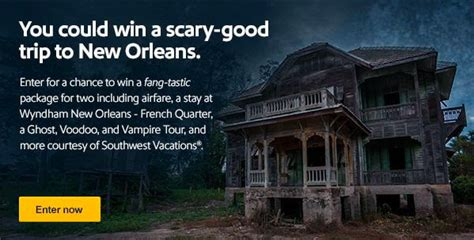 Southwest Airlines Sweepstakes 2016 - win a trip to new orleans from southwest