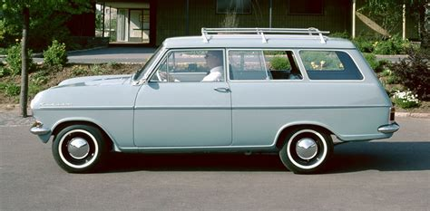 opel kadett wagon a brief history of opel s compact station wagons carscoops