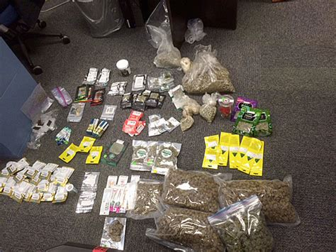 Snohomish County Warrant Search Marijuana Donated To Goodwill Could Be From Robberies Heraldnet