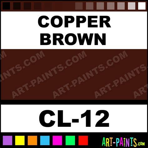 copper brown color liner paints cl 12 copper brown paint copper brown color ben