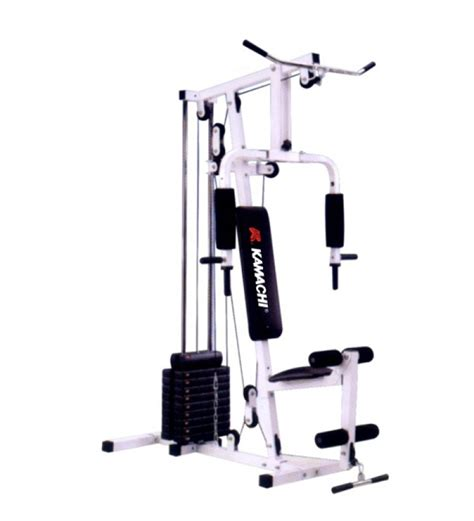 kamachi multi home 21 exercises total weight 150 lb by