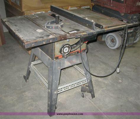 craftsman table saw model 113 craftsman model 113 table saw brokeasshome com