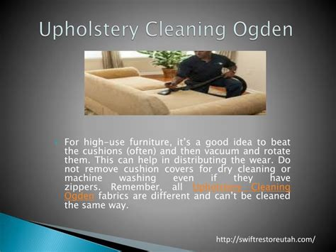 ppt upholstery cleaning ogden powerpoint presentation