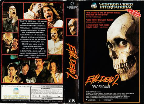 evil dead film cell evil dead 2 bloody disgusting
