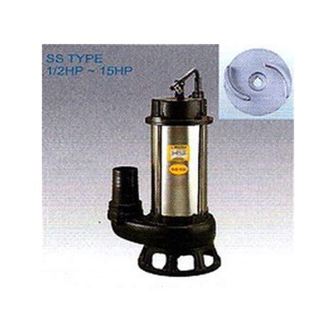 Pompa Air Yamamoto harga jual showfou ss 112 n pompa celup air kotor submersible sewage