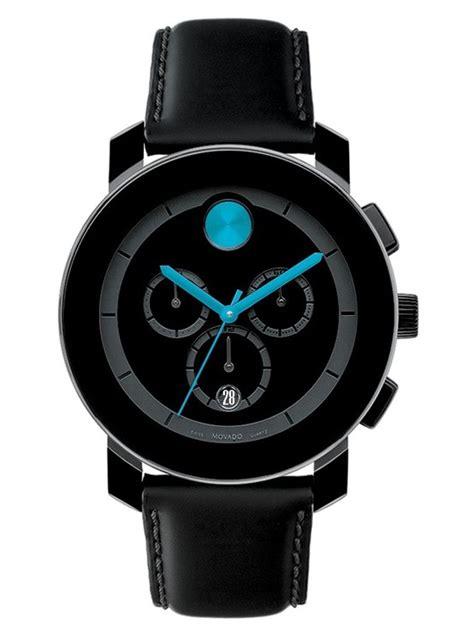 movado bold chronograph review