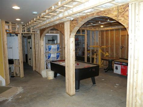 how to build a soffit in basement basement soffits and how to build them basement finish