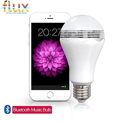 Led Light Bulb Bluetooth Speaker Led Bluetooth Light Bulb