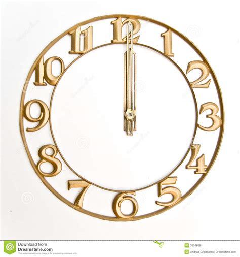 printable midnight clock clock face stock photo image of arrow hand face time