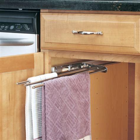 rev a shelf 3 prong towel bar chrome 563 47c