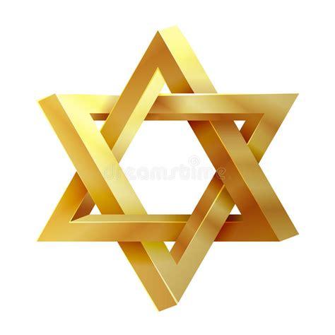 imagenes simbolos judaismo estrella del juda 237 smo sello del icono del vector de