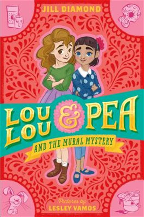 mass a lou mystery books lou lou and pea and the mural mystery hardcover
