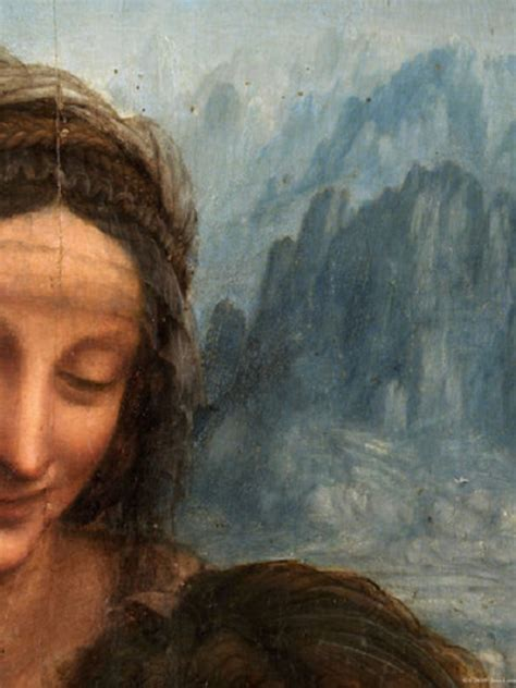 Leonardo Da Vinci 2477 by Leonardo Da Vinci The And Child With St