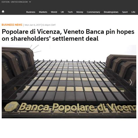 popolare di popolare di vicenza veneto pin hopes on