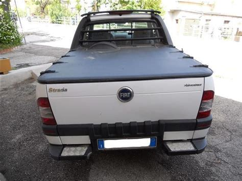 fiat strada cabina lunga sold fiat strada 1 3 mjt up c used cars for sale