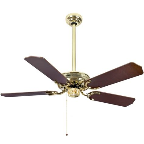 polished brass ceiling fans fantasia vienna 42 inch pull cord polished brass drop