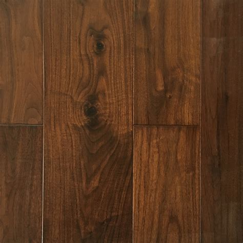Engineered Hardwood Flooring Mm Wear Layer 1 Engineered 6 Walnut Wear Layer 2mm Bw 4681 Sedona Valley Amador Hardwood Floors