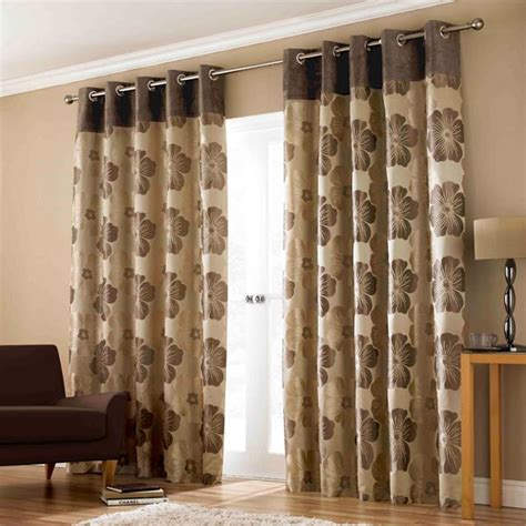 beige and gold curtains lana ashley wilde curtains floral brown gold beige eyelet