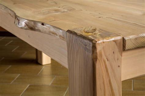 tavoli in legno massello rustici tavolo rustico moderno