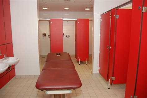 Changing Room by In The Dressing Room Arsenal Football Club Referee