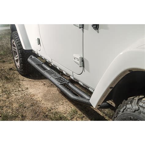 Rugged Ridge Rrc Side Armor Guards by Rugged Ridge 11504 25 Rrc Side Armor Guard Plates 07 16