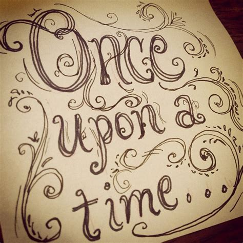 Drawing Upon by Once Upon A Time Dailydoodlers Fairytale Drawing Sk