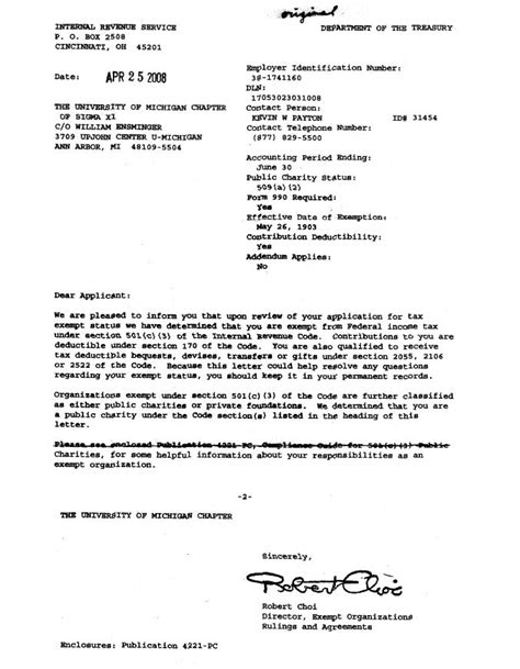 Ein Verification Letter Irs Irs Letter 147c Levelings