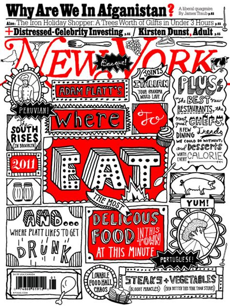 design magazine new york timothy goodman for new york magazine design work life