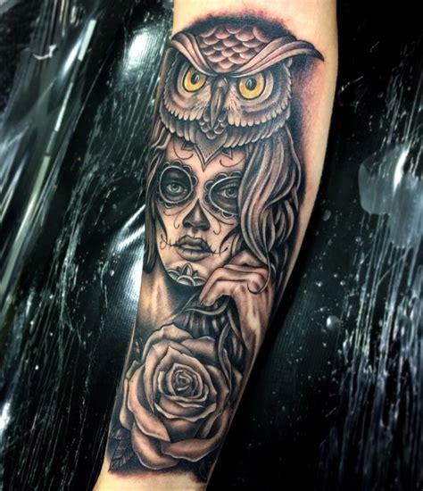imagenes de tatuajes de buhos para hombres 24 ideas de tatuajes de buhos de hombre mujer fotos