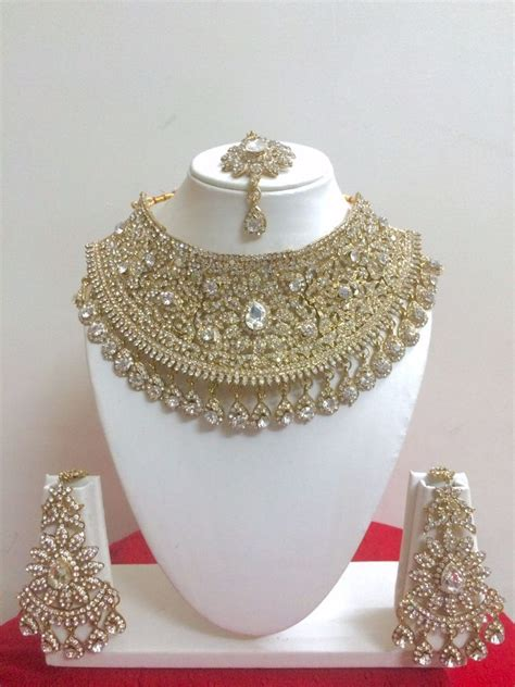 Fashion Bridal Jewelry Sets indian style fashion gold plated bridal jewelry