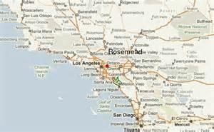 rosemead location guide