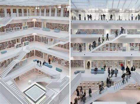 stuttgart library new stuttgart library yi architects redchalksketch