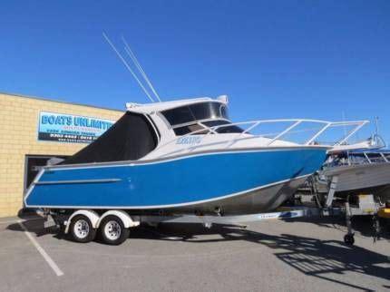 plate boats for sale perth seaquest razerline best deck space fishing boat plate