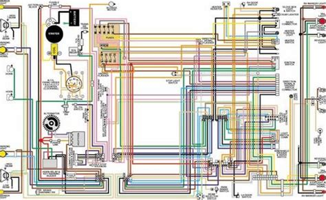 oldsmobile cutlass  color wiring