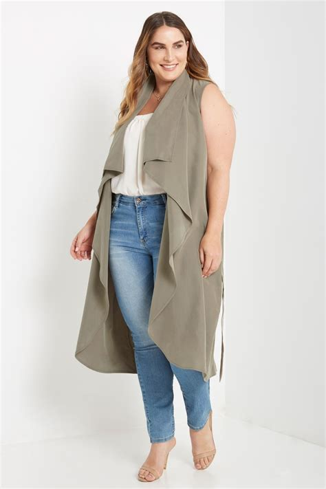 draped vest the style theory