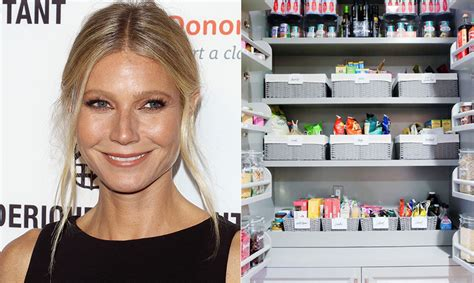 gwyneth paltrow pantry gwyneth paltrow s fast food guide offers up the