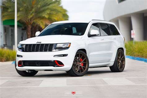 Srt8 2015 Jeep Jeep Jeffs Srt8 Vps 306 Bronze 169 Vossen Wheels