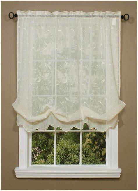 shade curtain diy balloon shade curtains window treatments design ideas