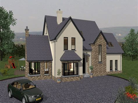 irish house design modern irish house plans escortsea