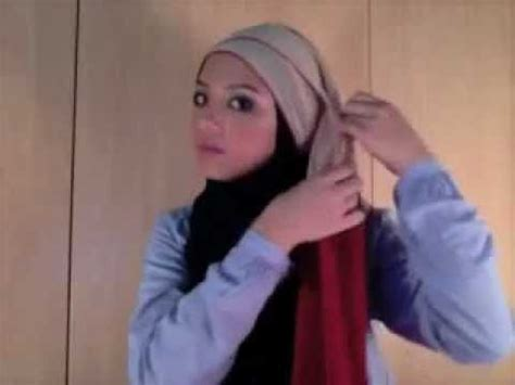 youtube membuat jilbab video cara menggunakan jilbab model turban berita ane