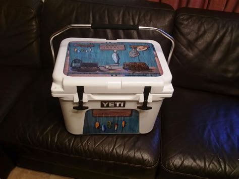 Best 25 Yeti Cooler Wraps Ideas On Pinterest Yeti Cup Accessories Yeti 30 Oz Rambler And Yeti Cooler Wrap Template