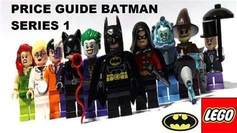 Lego Original Minifigure Batman Series lego batman price guide oringinal series 2006 2008