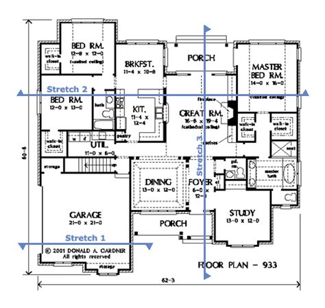 modifying house plans modify any plan and make it your own houseplansblog