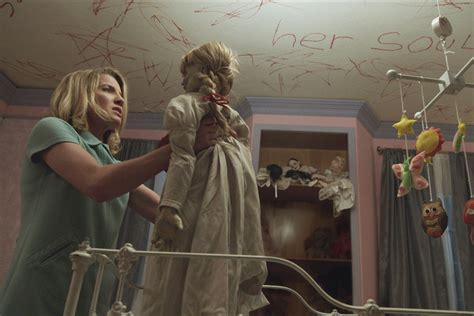 film the doll 2 sinopsis creepy annabelle offers hair raising scares new york post