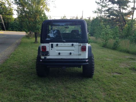 Chevrolet Jeep For Sale 1992 Jeep Yj Chevy 350 V8 For Sale Jeep Wrangler Yj 1992