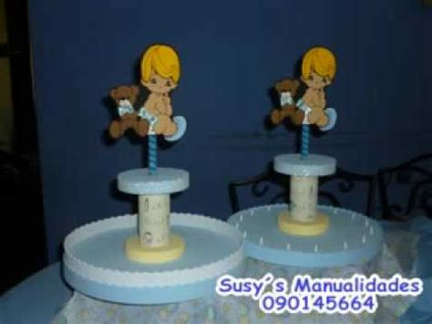 manualidades para baby shower 2 aprender manualidades es susy s manualidades baby shower youtube