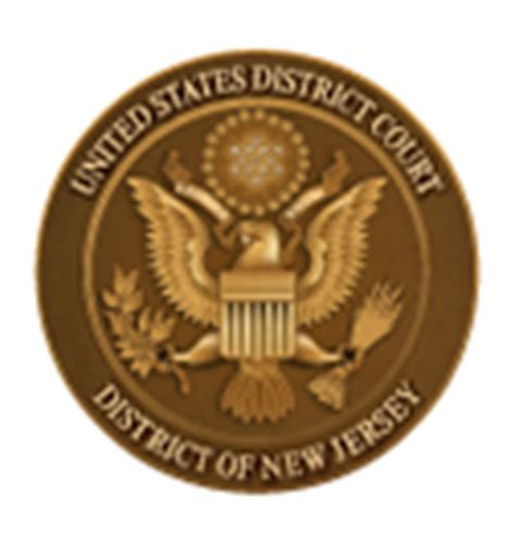 New Jersey District Court Search District Of New Jersey United States District Court
