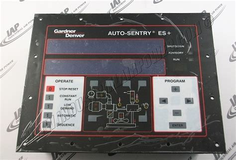 gardner denver eau  refurbished controller